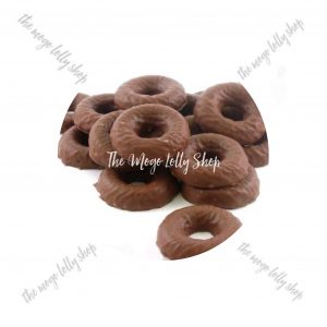 chocolate aniseed hoops