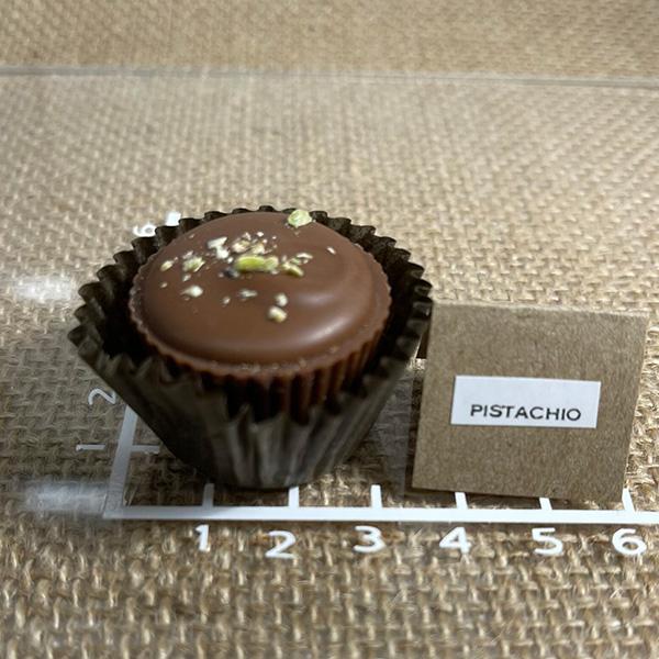 Chocolate Pistachio Truffle